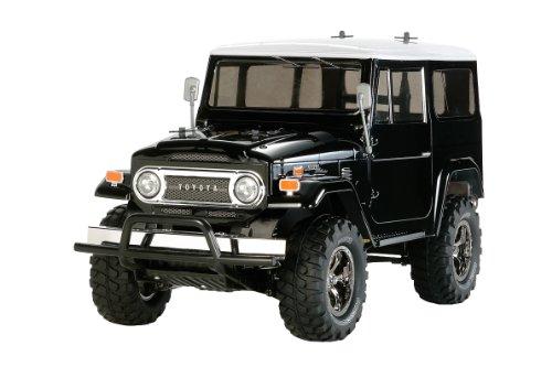 Tamiya 58564 1/10 Toyota Land Cruiser 40 CC-01 Black 4WD Kit ()