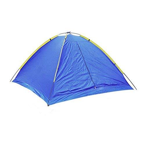 JIE Guo Outdoor Produkte Outdoor Geeignet für 3-4 Personen Verwenden Zelte, Outdoor Camping Paar Zelte, Oxford Tuch Waterproof Shade, Home Camping Portable Zelte