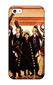 Perfect Fit TbKcjcT3912XTBtP One Piece Strong World Anime Case For Iphone - 5/5s