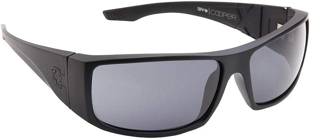COOPER XL MATTE BLACK - GRAY