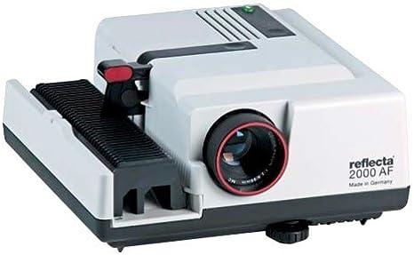 Reflecta 2000 AF - Proyector de diapositivas (244 x 245 x 119 mm ...