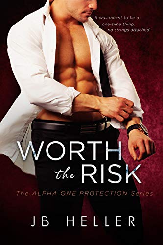 Worth The Risk by JB Heller ebook deal