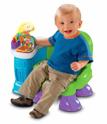 sc 1 st  Amazon.com & Amazon.com: Fisher-Price Song and Story Learning Chair: Toys u0026 Games