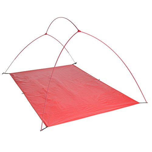 Bryce 2P Two Person Ultralight Tent and Footprint - Perfect for Backpacking, Kayaking, Camping and Bikepacking by Paria Outdoor Products (Image #6)