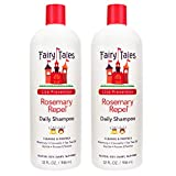 Fairy Tales Rosemary Repel Lice Shampoo- Daily Kids
