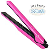 Best Cordless Flat Irons - K-Salon Cordless Hair Flat Iron and Battery Hair Review