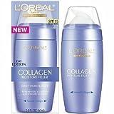 Best L'oreal Paris Collagen Products - L'Oreal Paris Collagen Moisture Filler Day Lotion, 2-Fluid Review