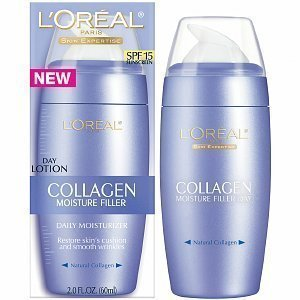 L'Oreal Paris Collagen Moisture Filler Day Lotion, 2-Fluid Ounce