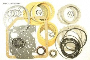 Pioneer 752133 Transmission Master Repair Kit