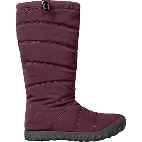 BOGS Women's B Puffy Tall Boot Grape 10 (Women Bog Boots)