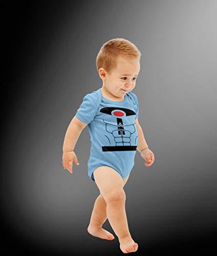 (Baby Incredible Superhero Costume)