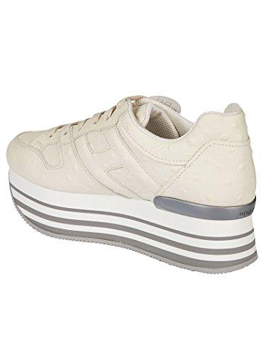 Hogan White Leather Sneakers Women's HXW2830T548I9FB003 7wxznrq7O