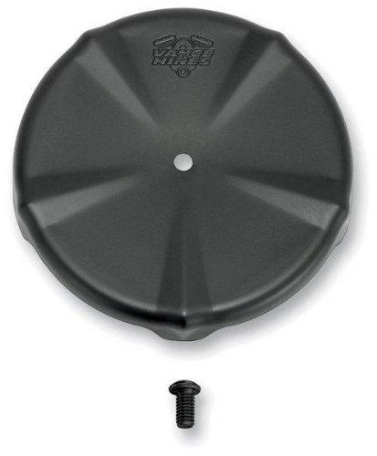 - Vance & Hines Naked VO2 Skullcap Air Cleaner Insert (BLACK)