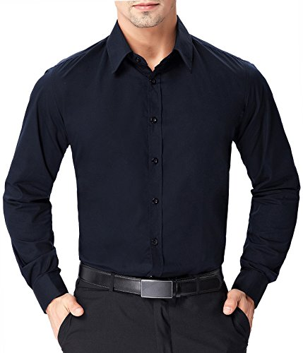 dress shirts with navy pants - 8
