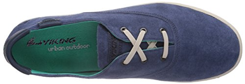 504 Damen Var Navy Blau Green Sneakers Viking aYqwAw