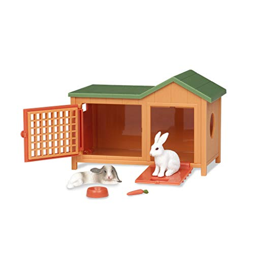 Terra Battat Rabbit Playset 3 Years Old