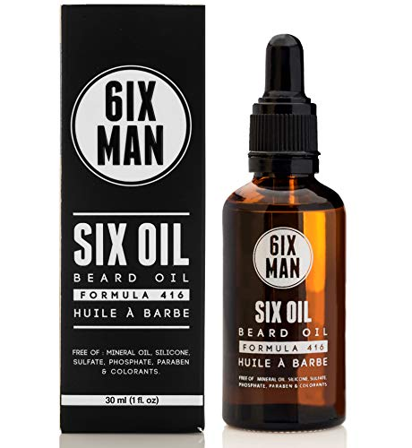 SIX OIL Healthy Conditioning Luxurious