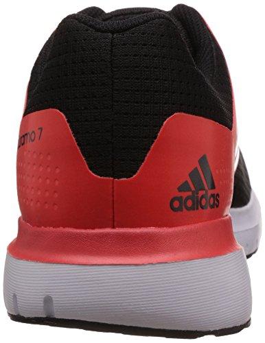 2b1e3896752 ... adidas Duramo 7 M - Zapatillas de running para hombre Naranja   Negro    Rojo ...