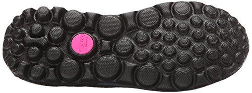 Skechers rendimiento GB, incluye zapatillas de encendido marcha Slip-on Negro - negro