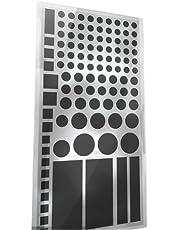 Força Original LightDims – Capas de LED de regulação de luz e folhas de regulação de luz para roteadores, eletrônicos e aparelhos e mais. Diminui 50-80% da luz, em embalagem mínima.