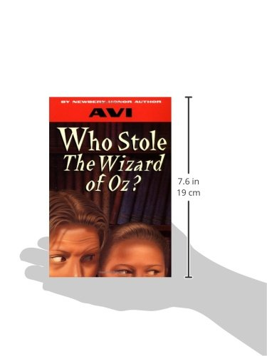 Who stole the wizard of oz avi 9780394849928 amazon books fandeluxe Choice Image