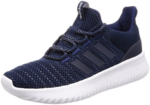 Adidas Donna Cloudfoam Ultimate, Core Navy / Core Navy / Aero Blue, 6 Us