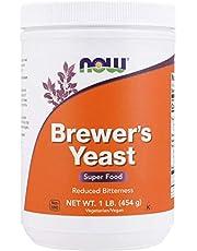 Now Foods Brewer's Yeast, Super Food, 454g