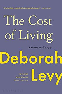 Book Cover: The Cost of Living: A Living Autobiography