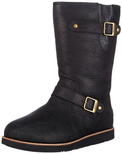 UGG Australia Womens Kensington II Boot Black Size 5