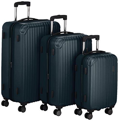 Hauptstadtkoffer Set di valigie, Waldgrün (Verde) - 82861020