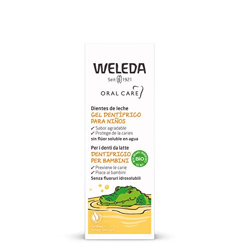 WELEDA Zahngel 1er Set Kids 50.0 ml