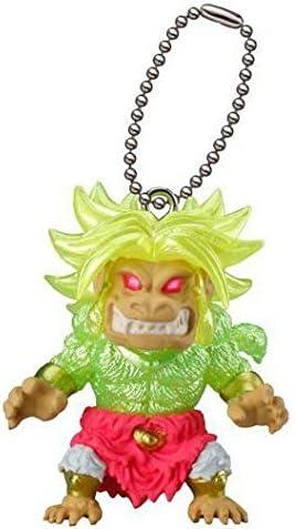 UDM Best 16 Dragon Ball Gashapon Keychain Great Ape Broly