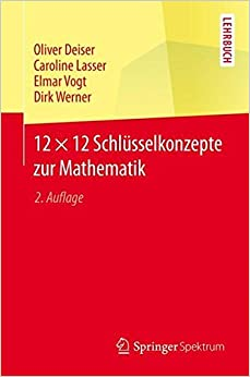 Book 12 × 12 Schlüsselkonzepte zur Mathematik