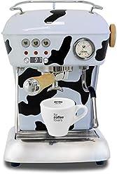 Ascaso Dream Up V3 The Cow PID Wood Handle Semi-Automatic Espresso Machine - w