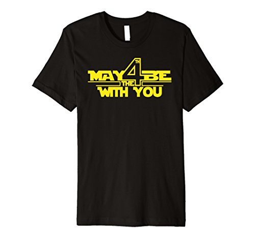May The Fourth Be With U You  4Th Funny Sci Fi Movie T Shirt