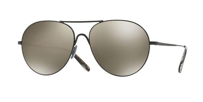 13bb7788549 Amazon.com  Oliver Peoples - Rockmore 1218S - Sunglasses (MATTE ...