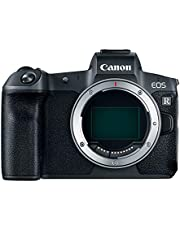 Canon Full Frame Mirrorless Camera [EOS R]  Vlogging Camera (Body) with 30.3 MP Full-Frame CMOS Sensor, Dual Pixel CMOS AF, Wi-Fi, and 4K Video Recording up to 30 fps