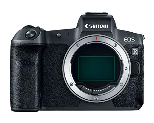Canon EOS R 30.3MP Full Frame Mirrorless Interchangeable-Lens Camera (Available optional lenses: RF 24-105mm f/4L is USM Lens, 28-70mm F/2-22 Fixed Zoom SLR Camera Lens, 35-35mm f/1.8-22 Fixed Prime SLR Camera Lens, 50-50mm f/1.2-16 Fixed Prime SLR Camera Lens)