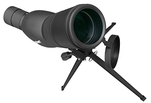 41KUcCHiAWL - Roxant Authentic Blackbird High Definition Spotting Scope With ZOOM - Fully Multi Coated Optical Glass Lens + BAK4 Prism. Includes Tripod + Case + Lifetime Support