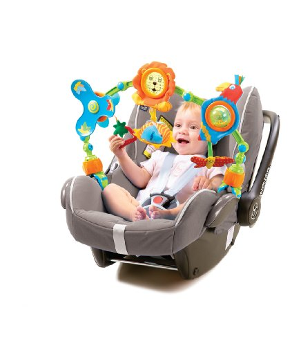 Amazon.com : Tiny Love Musical Nature Stroll Toy Bar : Baby Stroller ...