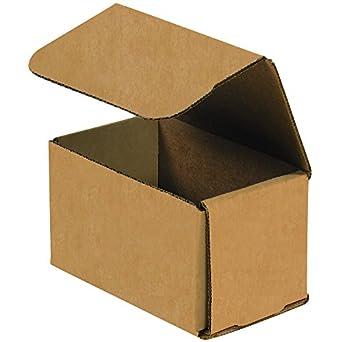 Cajas rápido bfm533 K sobres de cartón corrugado, 5 x 3 x 3 cm,