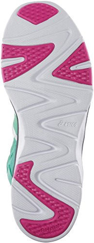 Asics Gel-Fit Sana Women's trainers Mint/White/Black - S465N7001 WpGJdqh