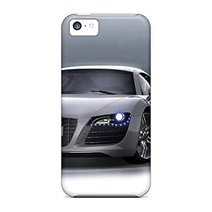 Durable Hard Phone Case For iPhone 6 4.7 (veX12783kldN) Support Personal Customs High-definition Audi R8 Pictures WANGJING JINDA