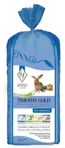 Timothy Gold Hay, 5lb, Blue, My Pet Supplies