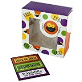 Halloween Treat Boxes for Cupcakes or Cookies - 6 Pack