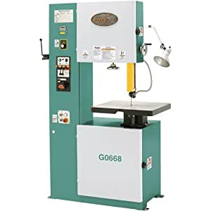 Grizzly RY-500B Vertical Metal-Cutting Bandsaw, 20-Inch