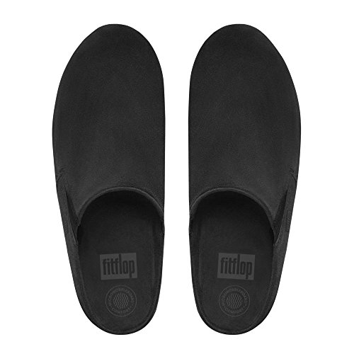 Black Loaff Fit Flop Women's Clogs Slip on PwHBTPqSF