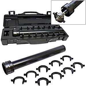 Lisle 46800 Master Inner Tie Rod Tool Set