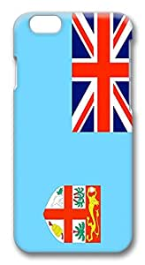 ACESR Custom iPhone 6 Cases, Fiji Flag PC Hard Case Cover for Apple iPhone 6 (4.7 INCH) - 3D Design iPhone 6 Case