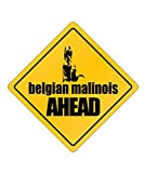 Idakoos - Belgian Malinois AHEAD ! - Dogs - Crossing Sign